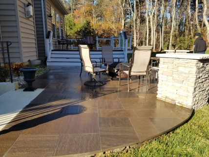 Annapolis deck builder